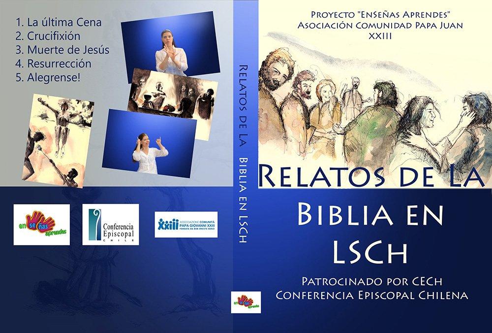 copertina Racconti della Bibbia in LSCh