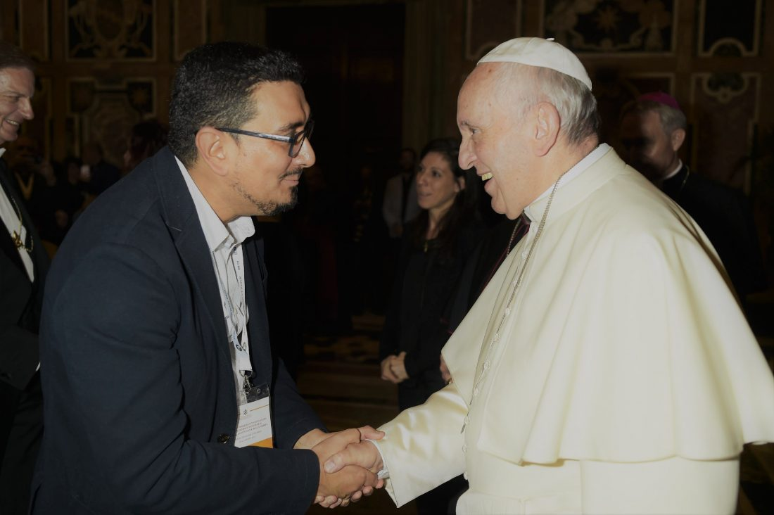 Foto Udienza Privata con Papa Francesco